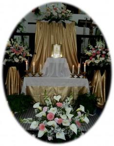 Altare Reposizione 2016